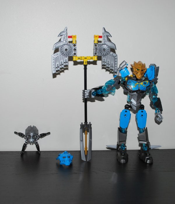 Review LEGO Bionicle