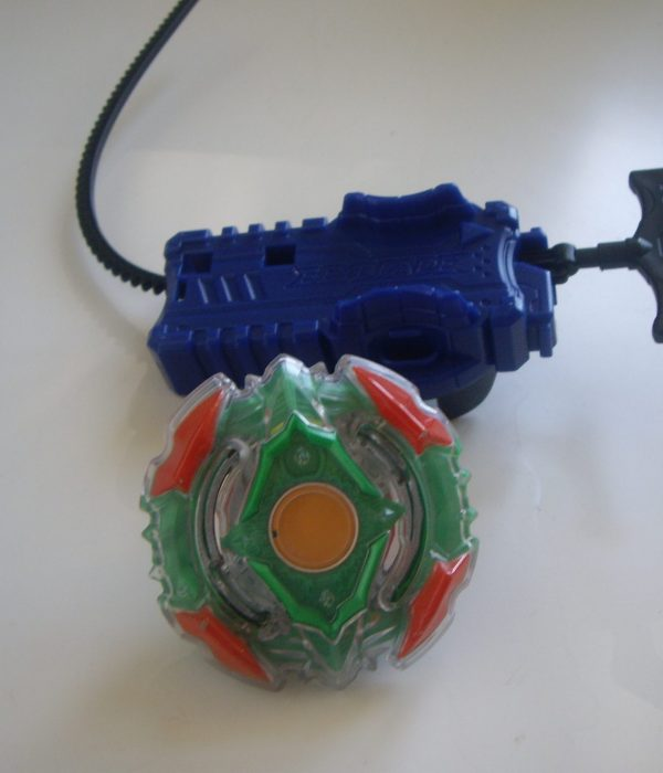 My First Beyblade Review