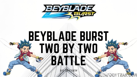 Beyblade Burst Two by Two battle