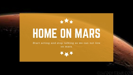 Science Biography- Home On Mars