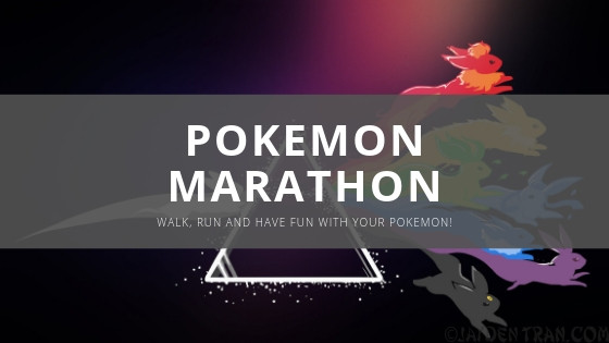 The Pokemon Marathon