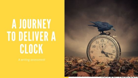 A Journey to Delivering a Clock- Narrative