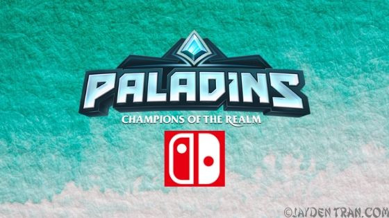 Paladins Gameplay